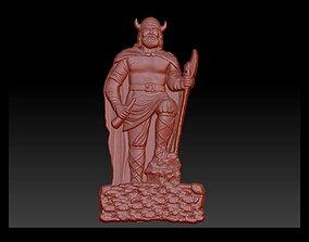 3D printable model fantasy Viking