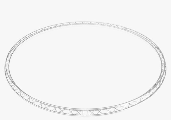 Circle Triangular Truss (Full diameter 1000cm)