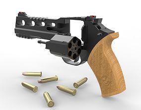 3D model Chiappa Rhino 60DS Revolver
