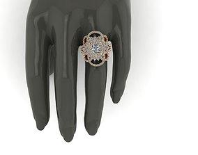 bags-purses 3d model female ring