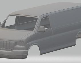 Savana Cargo Printable Body Van