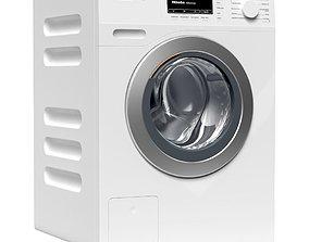 Miele W1 Washing Machine interior 3D model