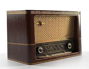 Comedia 4R-3366 Radio 3D model audio-device