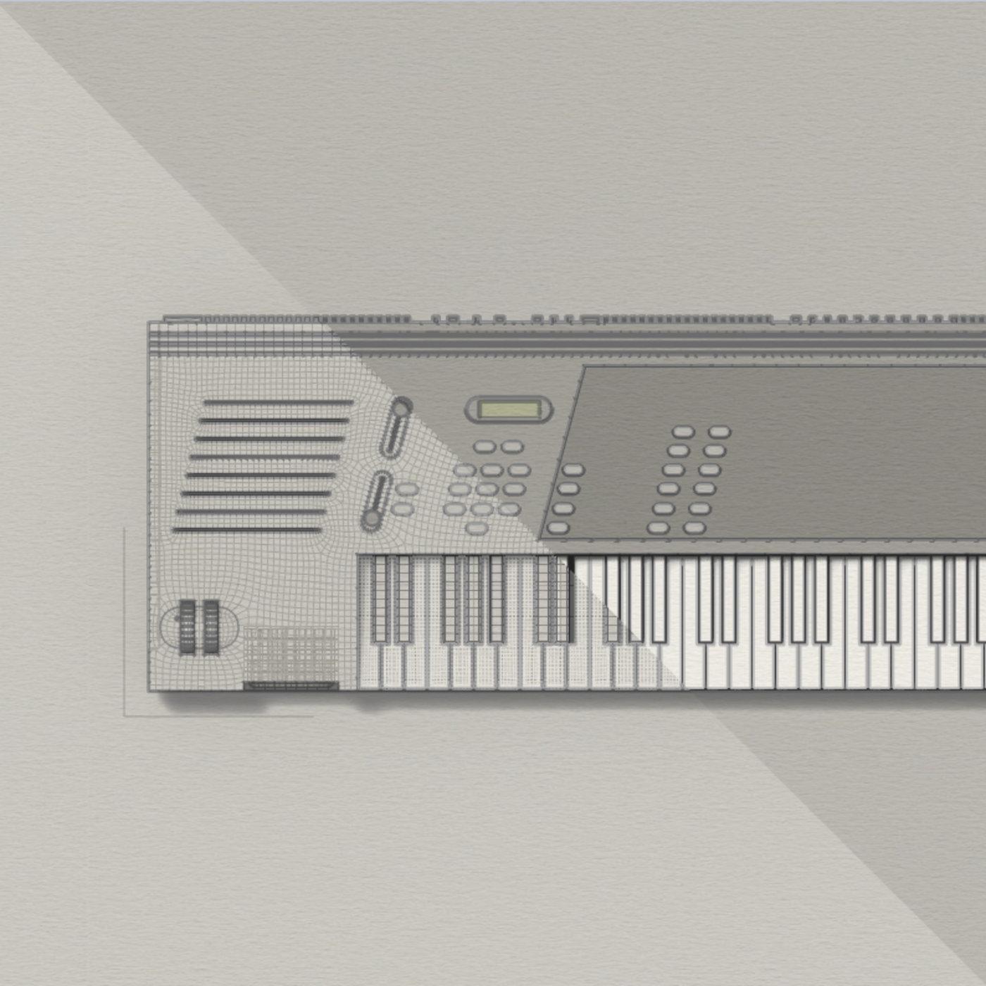 Emu Imax hd se II keyboard