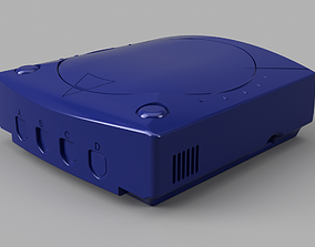 Retro Raspberry Pi Case Dreamcast 3D printable model