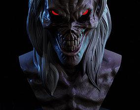 3D printable model Eddie - Iron Maiden