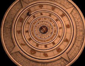 3D model Compass graphic