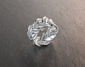 braided 3D printable model