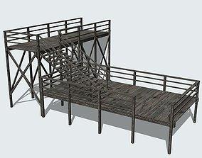 3D model Dock 05