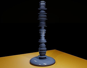 3D printable model Candlestick