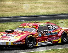 Dodge TC Turismo Carretera 3D
