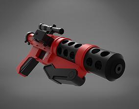 Sith Trooper F-11ABA Blaster 3D printable model