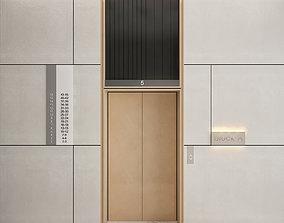 3D Wall panel elevator