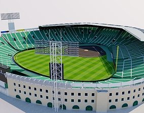 Koshien Stadium - Japan 3D