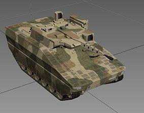 3D model IFV Lynx Rheinmetall armoured fighting