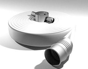 Fire Hose - Type 2 3D model