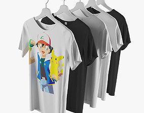 T-shirt 3D market