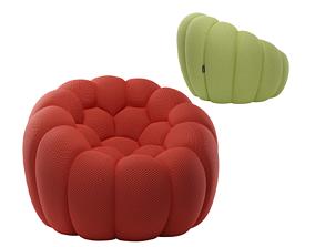 design Bubble Armchair Roche Bobois 3D model