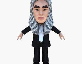 3D model Judge
