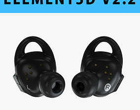 E3D - Samsung Gear IconX 2018 3D model