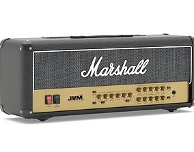 Marshall JVM205H 3D model