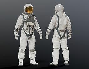 SPACESUIT NASA Gemini G5C 3D