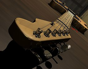 3D Telecaster Electric Guitar