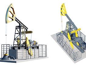 Oil Pump oil 3D model