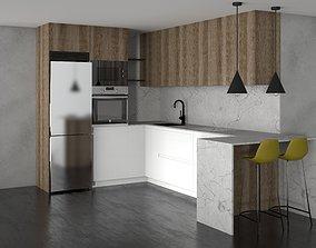 style 3D Kitchen