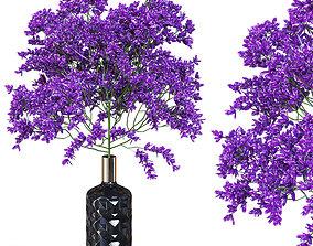 flower vase01 3D