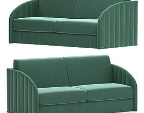 3D asset Felis Carter Sofa bed