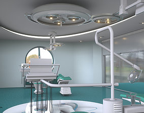 Dental room 3D