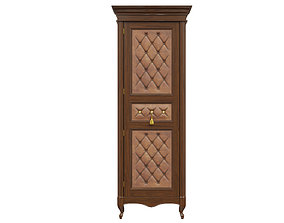 3D model classic cabinet 04 02