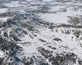 Arctic Surface 002 3D