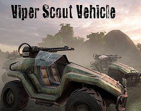 3D model Viper Scout