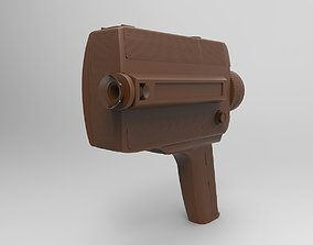 camera old 3D print model