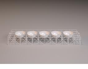 3D print model Egg House