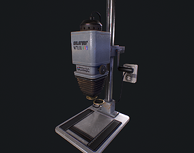 Photo Enlarger 3D model