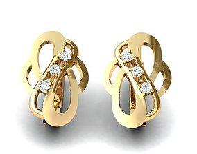 3D printable model Earrings 87