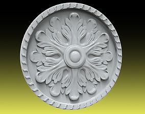 Rozette 052 3D printable model