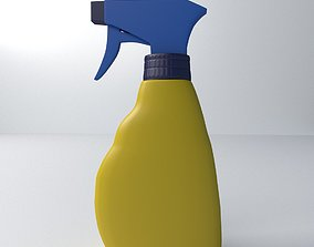 3D model Spray Bottle