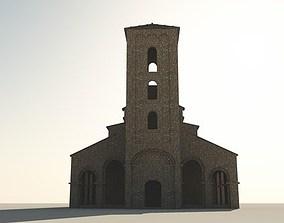 13th Century Monastery 3D