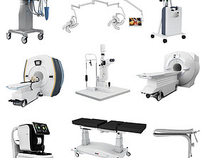 3D model Medical Collection