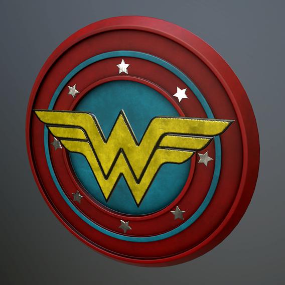 Logo Wonder Women