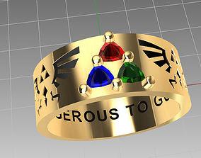 ZELDA RING 3D printable model
