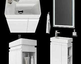 Mini-sink Laufen Pro S 815955 3D