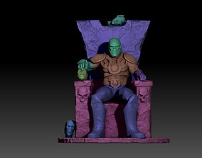 Darkseid kills Thanos 3D print model