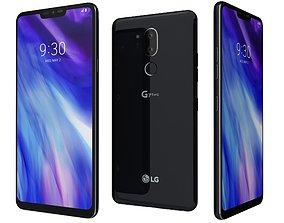 3D LG G7 ThinQ Aurora Black