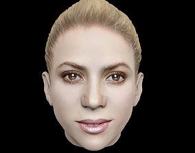 3D Shakira