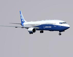 Boieng 737-800 3D asset